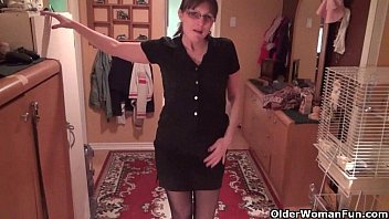 Blind woman in pantyhose Dont tell hubby i fuck the guy from next door