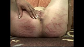 Hampster video femdom spanking - Black domme spanks sub - free full videos www.redhotsubmission.com