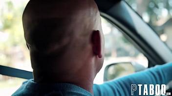 Creepy Teacher Uses His Power To Pressure StepDaughter Kiarra Kai Into Fucking Him 6 min