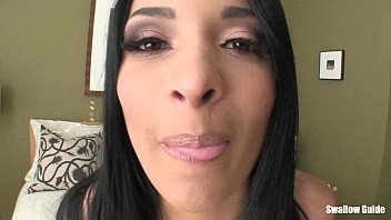 French Bombshell Anissa Kate, Massages Long Cock With Her Tonsils 16 min