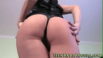 Euro teen doggystyle jizz