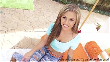 Cute Girl Madelyn Monroe In Her Second Anal Scene With Big Dicked Mike