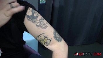 Fucking My Sexy Big Tit Tattoo Artist Mara Martinez