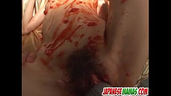 Perfect pussy stimulation in dirty manners with Mei Natsuki