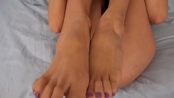 A gorgeous Milf with Beautiful feet and ass. AK 29 min