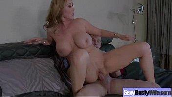 (kianna dior) Busty Milf Love Hardcore Sex Action movie-19