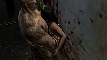 Sexy girl great penetration fucking monster horsecock on...