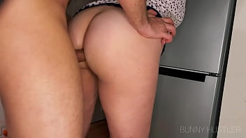 Standing anal with milf