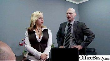 Kinky hardcore sex clips Sex in office with kinky slut big melon girl clip-26