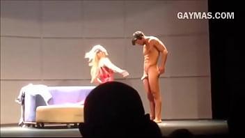 Gay porn actor slim thug Joaquin ferreyra desnudo teatro - gaymas.com