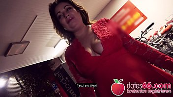 Housewife MILF Liz de Lane ◄ picked up at supermarket and FUCKED next to big street! Dates66.com (FULL SCENE)