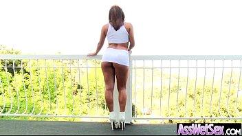 Hard Anal Sex With Curvy Big Round Oiled Butt Girl (keisha grey) movie-16 thumbnail