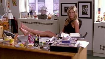 Jennifer Aniston's feet on 30 Rock thumbnail