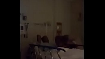 sucking dick in the hospital when the doctor walks in