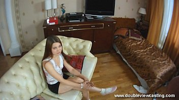 DOUBLEVIEWCASTING.COM - MARIA GETS USED TO HEAVY POUNDING (POV VIEW)
