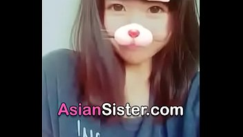 Cute asian girl show her teen tits - https://asiansister.com/