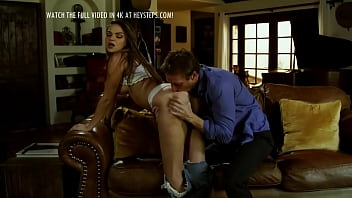 Hey Daddy. Please Take a Look at My Boobs! - Family Sinners - Athena Faris, Ryan Mclane