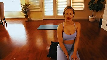 Come Do Yoga With This MILF.....