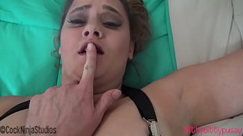 Disappointed Step Dad Destroys Daughter Long Preview Anal Sex - Itty Bitty Pussy