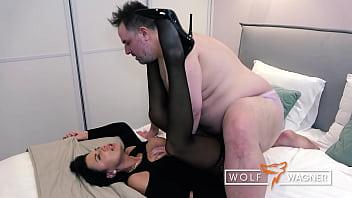 PARIS ASS FUCK: LET ME EAT YOUR ASS and MY DESSERT: Ania Kinski (FULL SCENE)! WolfWagner.Com