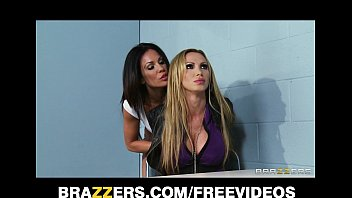 Dominant cop Kirsten Price seduces and fucks her busty suspect 7 min