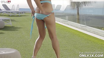 Only3x (Only3x) brings you - Frida Sante trembling on her orgasm after toying her dildo