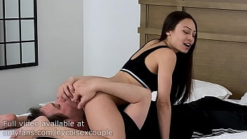 Ass Worship With Hot Asian Spinner