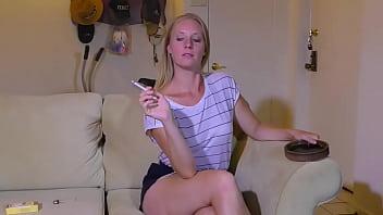 Summer's Playful Smoking POV 11 min