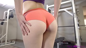 Ember Stone Gets Fucked In The Gym