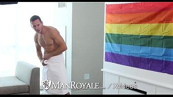 ManRoyale Celebration Gay Pride Fuck