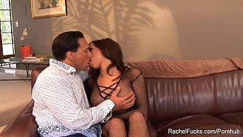 Rachel Roxxx & Rachel Starr's Threesome Fuck