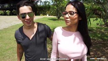 Carne Del Mercado - Very Hot Latina Teen Mila Garcia Gets Slammed Good