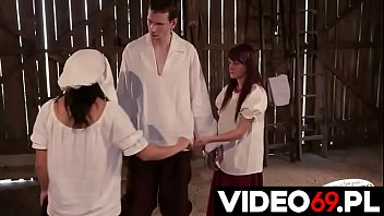 Polish porn - She wanted to give him ass but he preferred to fuck both her and her sister