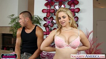 Sarah chalke fake porn - Chesty blonde sarah vandella gets massaged and fucked