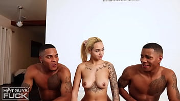 Ivy Steele fucking with the twins