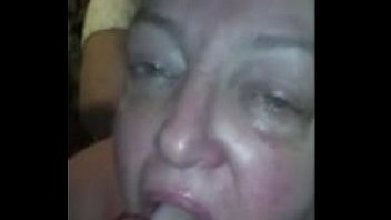 Old Lady Offers Her Mouth to be Fucked - More at cuntcams.net