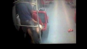 Image: Sexo en vagon Linea 4 A Metro de Santiago, Chile
