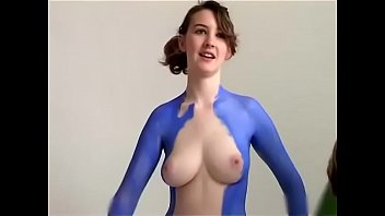 Body paint is the next big shit