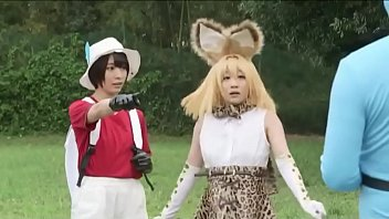 Kemono Friends Cosplay (Full link: https://fnote.net/notes/644119)