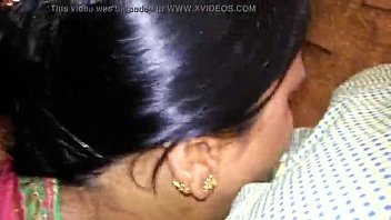 Desi Village Bhabhi sucking big dick of neighbor worker[via torchbrowser.com]