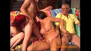 The Family Has Their First Taboo Orgy