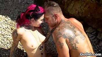 Nacho Vidal fucked Joanna Angel's ass like a dirty slut 6 min