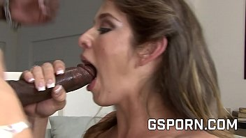 Sexy Milf Want A Black Cock For Anal Creampie