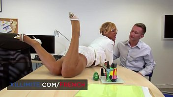 Sex at work in France is always anal thumbnail