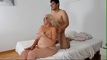 Blonde Mother With Big Belly Pussies All A Son