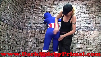 American Angel DISGRACES her Uniform Preview 9 min