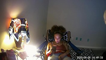 Fun with the new security camera