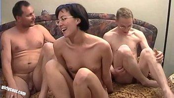 Lisa makes her Boyfriend Mannie to a Cuckold 11 min