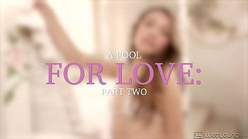Rebel Lynn And Sara Luvv In A Fool For Love: Part Two
