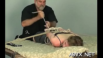 Used tights fetish - Exquisite maiden is use dildo in her tight pussy
